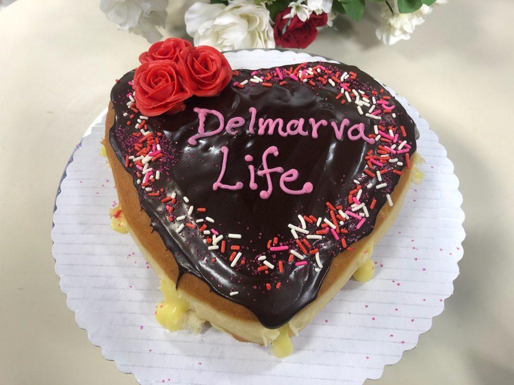 Bay Country Bakery's Flourless Chocolate Cake