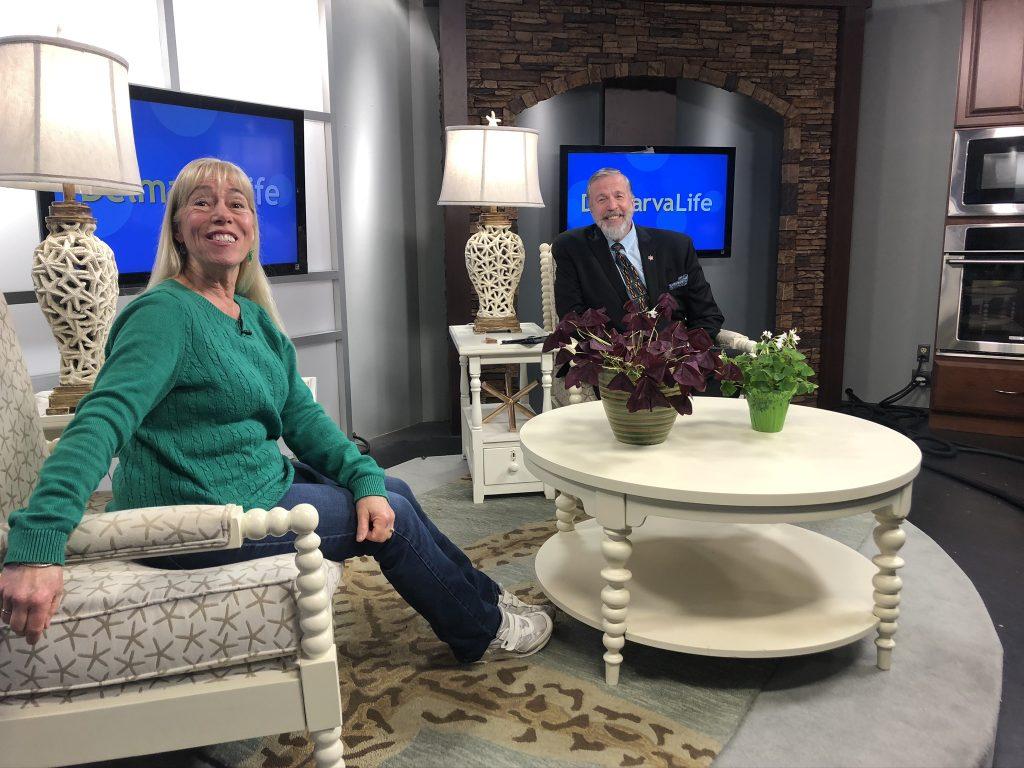 Gardening Expert, Ginny Rosenkranz Talks Shamrocks