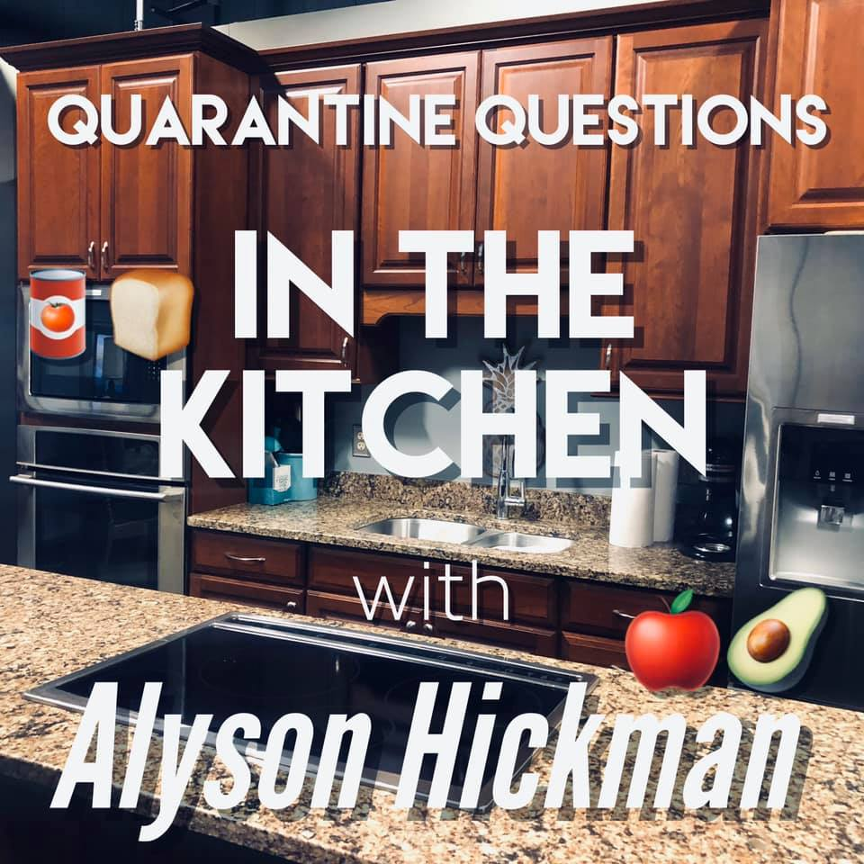 Making the Most of What's in Your Pantry with Alyson Hickman