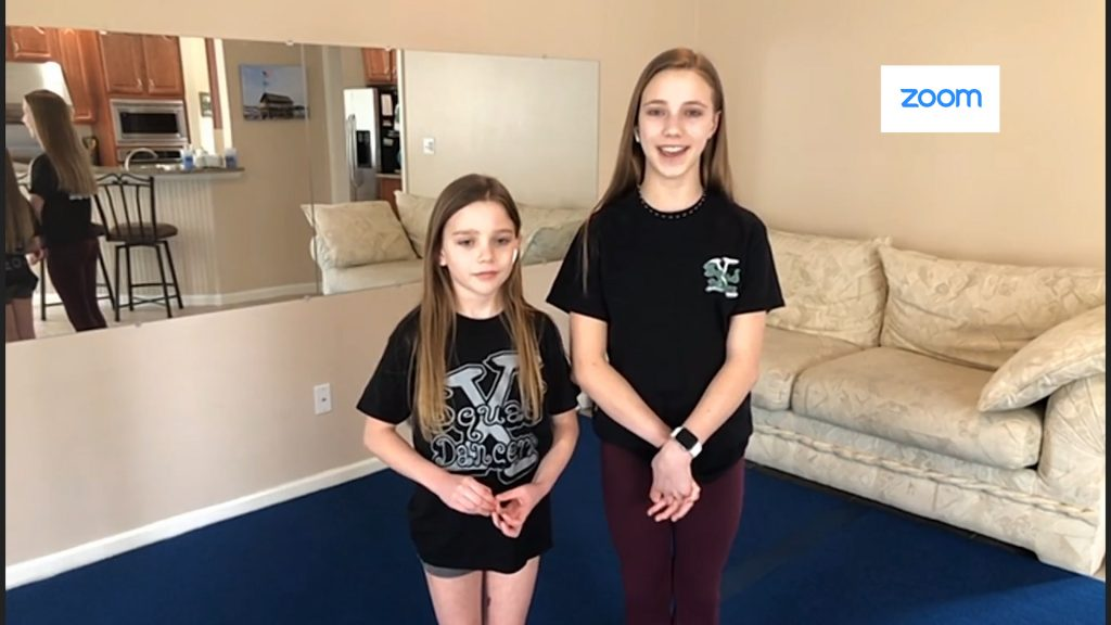Learning to Dance at Home