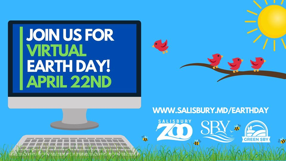Salsibury Zoo Celebrates Earth Day Virtually
