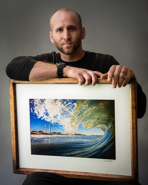 A Seaford Photographer Gives Back to Other Small Businesses and Healthcare Workers