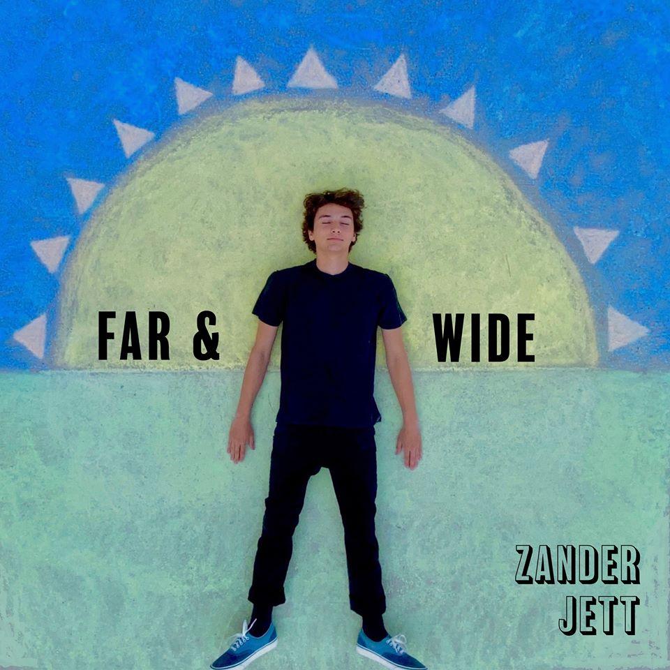 OC Singer/Songwriter Zander Jett Performs New Music