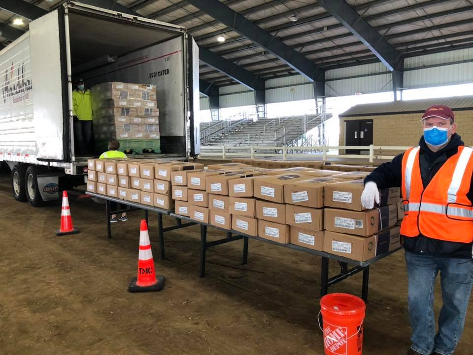 Mountaire Farms Helps Delmarva Communities During COVID-19