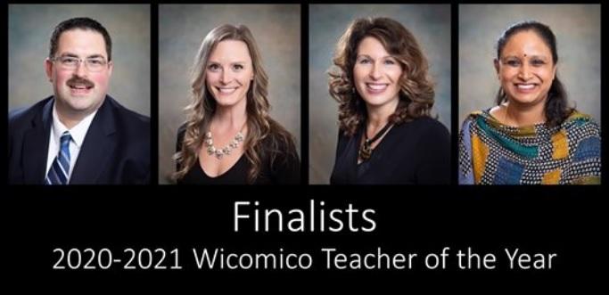 Hemalatha Bhaskaran Announced as Wicomico's Teacher of the Year
