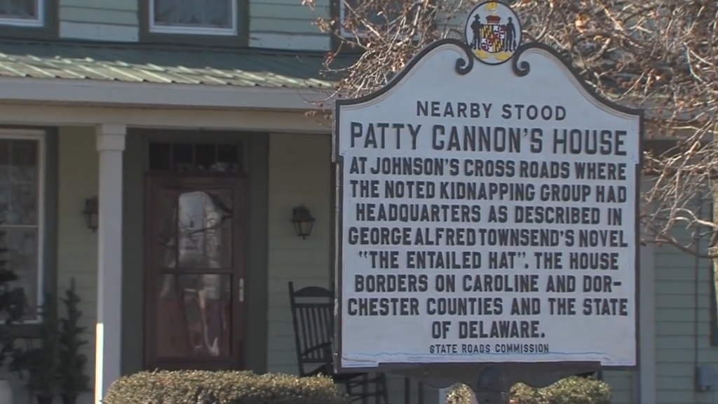 Eastern Shore Native, Charles Dean, Tells Story of Wicked Patty Cannon
