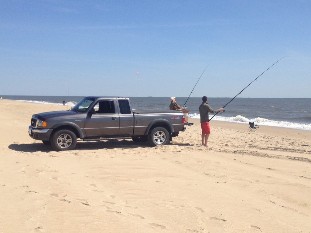 Delaware Surf-fishing Permits Sold Out After Reaching Annual Cap