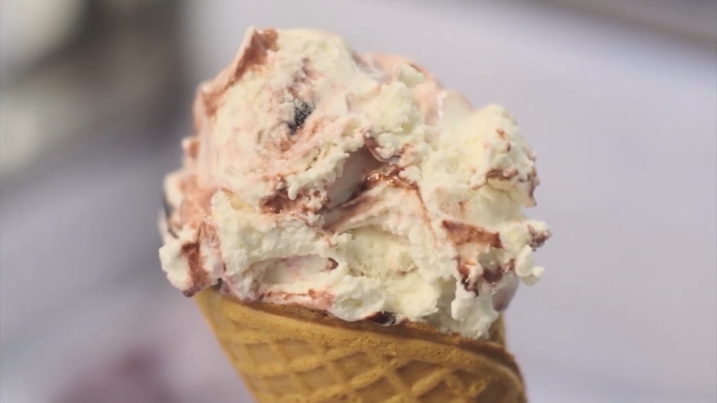New Summer Flavors with Island Creamery