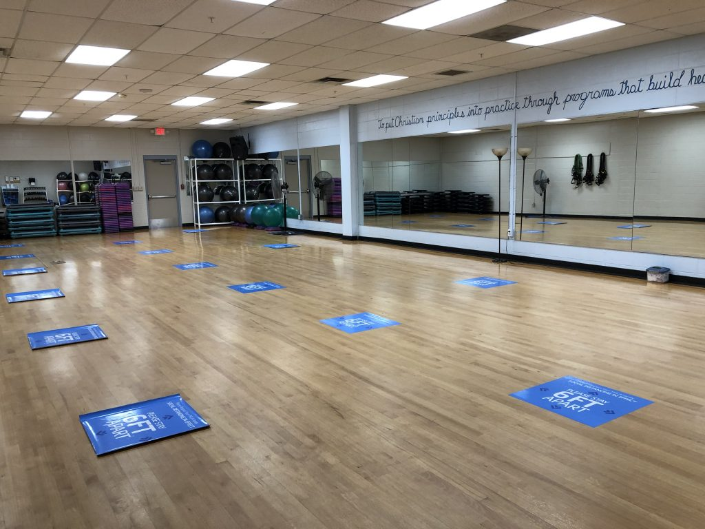 What To Expect as YMCA Reopens