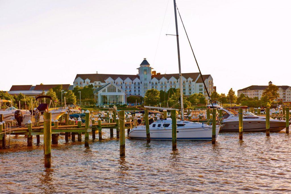 Hyatt Regency Chesapeake Bay Welcoming Back Guests