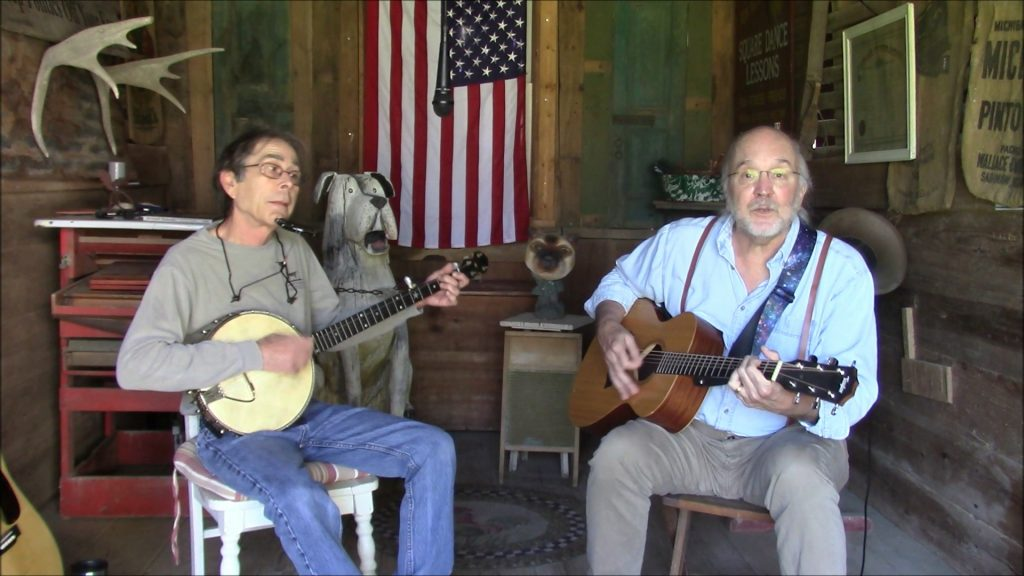 Tom Hench and Rick Hudson Sing About Life on Delmarva