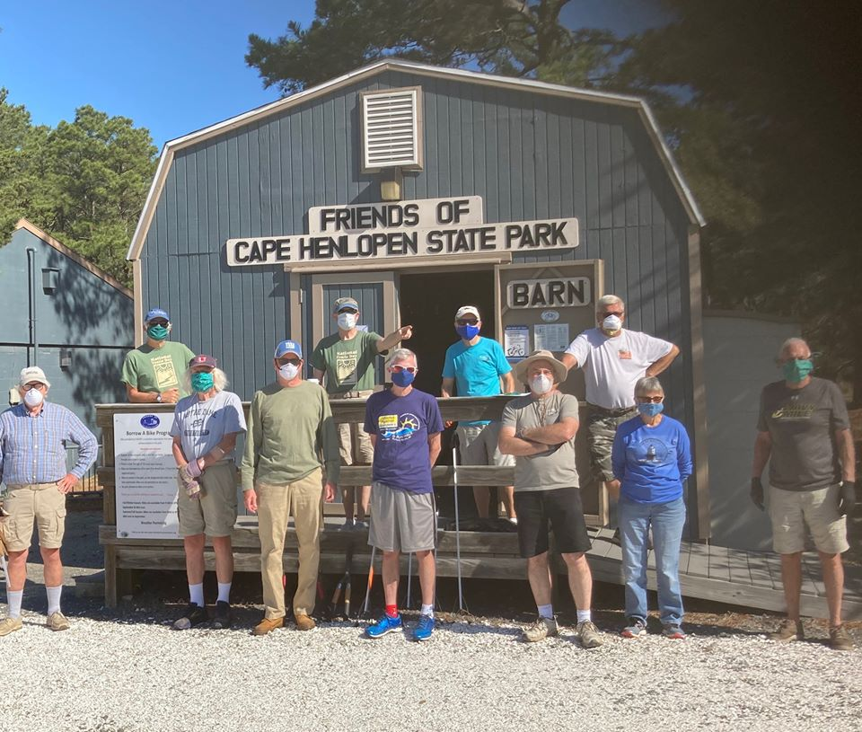 Preserving Cape Henlopen State Park and the Wildlife