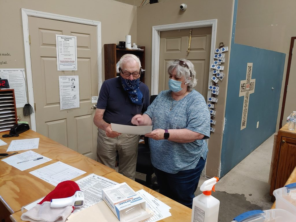 Hope and Life Outreach Volunteers Continuing To Help Homeless Despite Pandemic