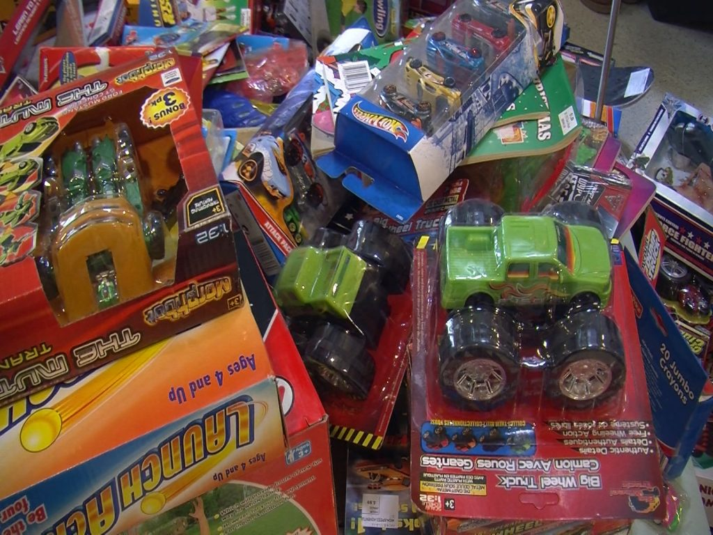 COVID Creating Impacts on Toys For Tots Campaign