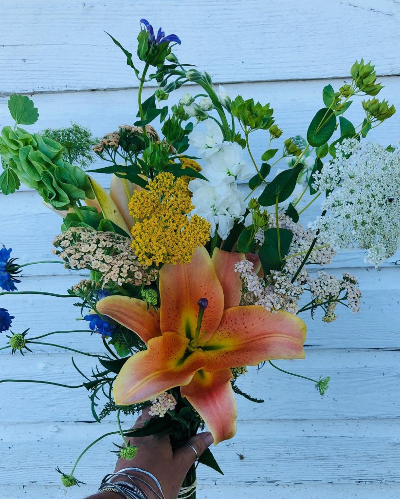 A Blooming Business: Chatham Flower Farm in Virginia