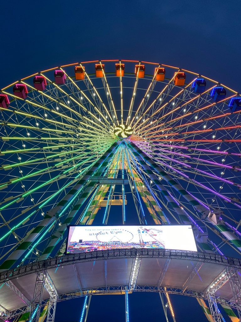 The Inlet Eye Makes Debut at Trimper's Rides