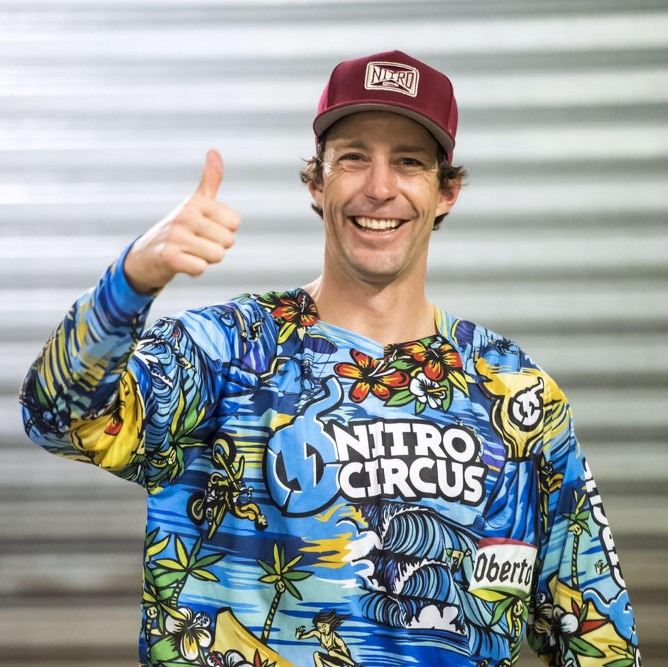 Airplane Vs. Boat: Travis Pastrana Takes on The Geico Skytypers