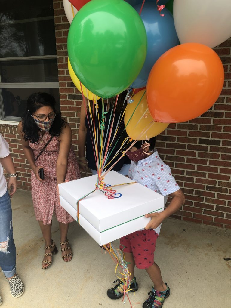 Wicomico Day School Student One of 54 Finalists in National Google Doodle Competition