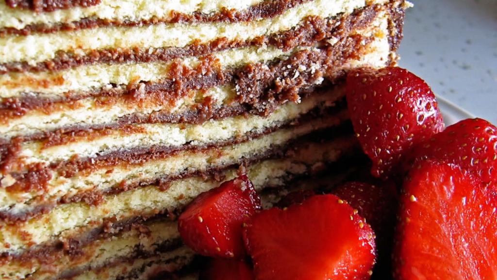Publishing The Smith Island Cake Recipe