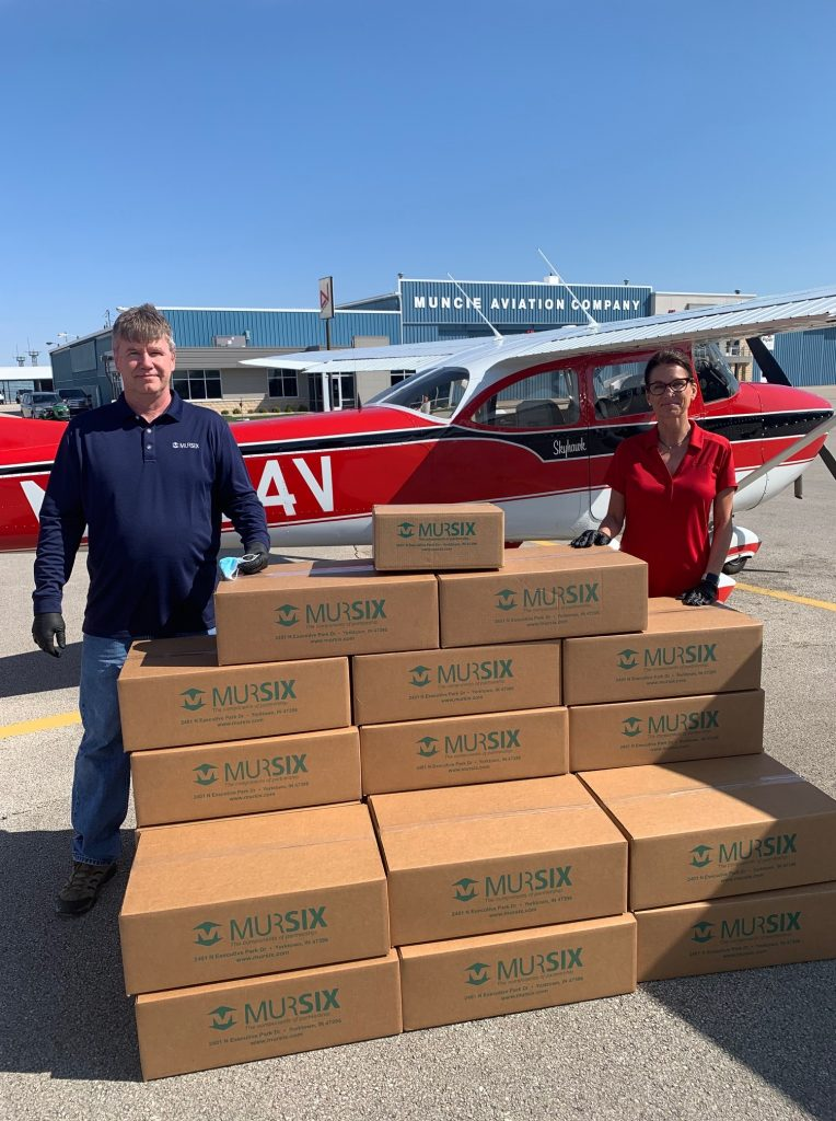 Angel Flight East Providing Critical Supplies To Medical Workers