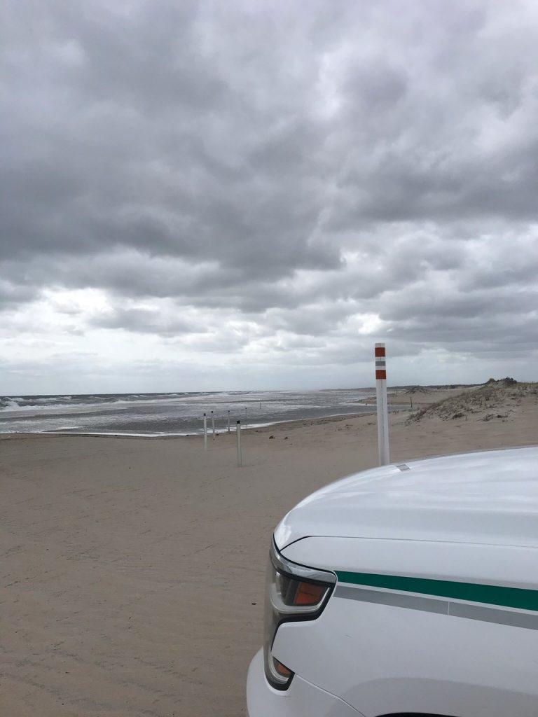 Assateague Island National Seashore Seeing Impacts From Active Hurricane Season