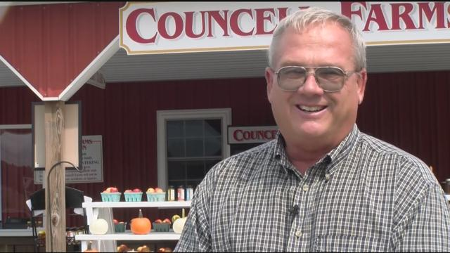 Honoring Delmarva Farmers: Chip Councell