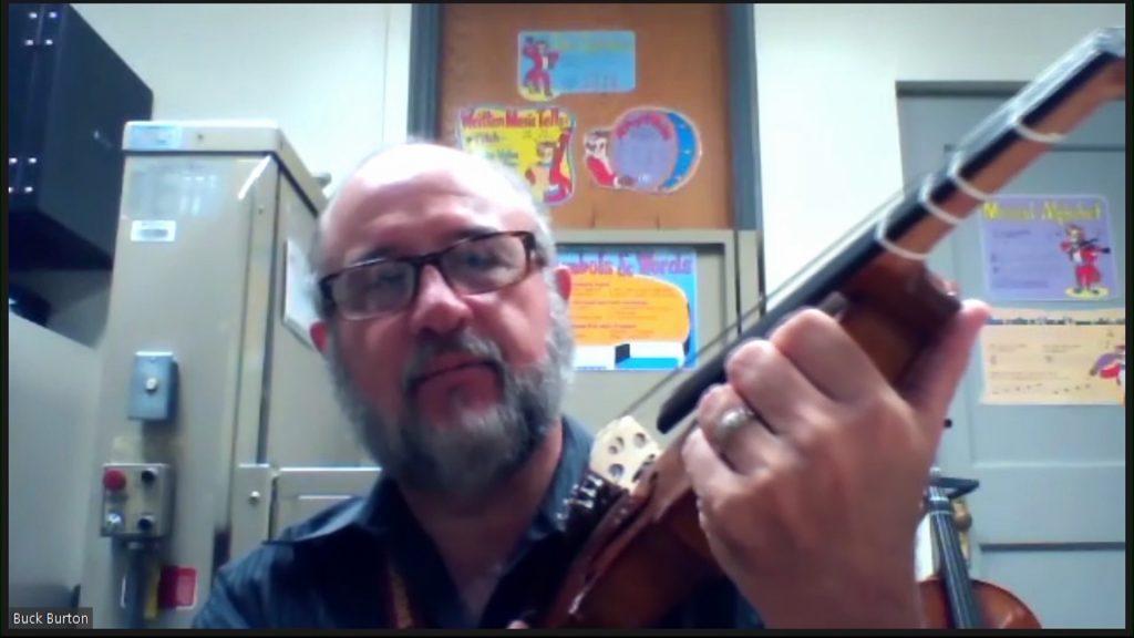 Travels With Charlie: Buck Burton, Wicomico Music Teacher