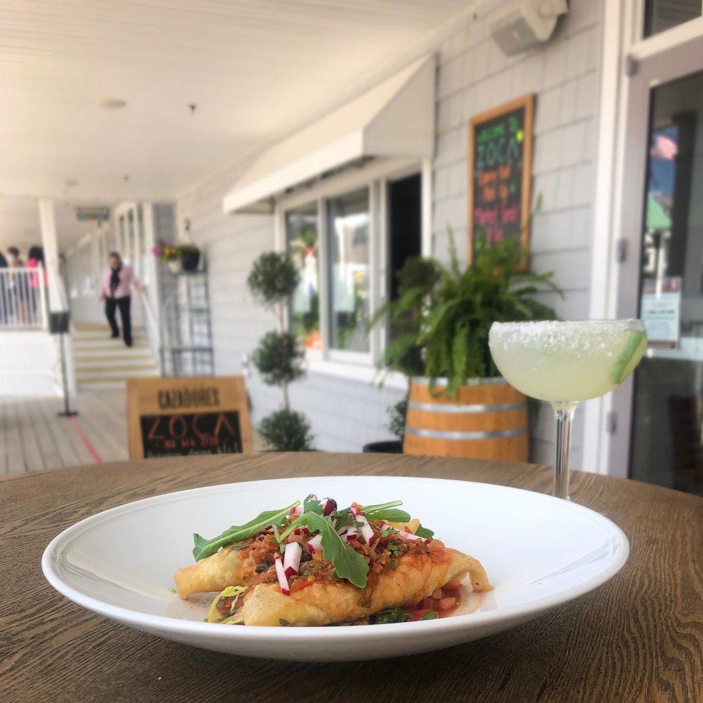 Paid Segment by Zoca – Modern, Mexican Cuisine