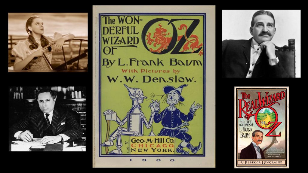 Travels With Charlie: L. Frank Baum