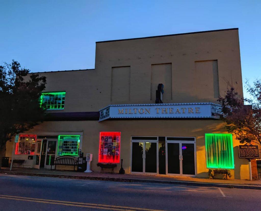 Milton Theatre Closing Its' Doors