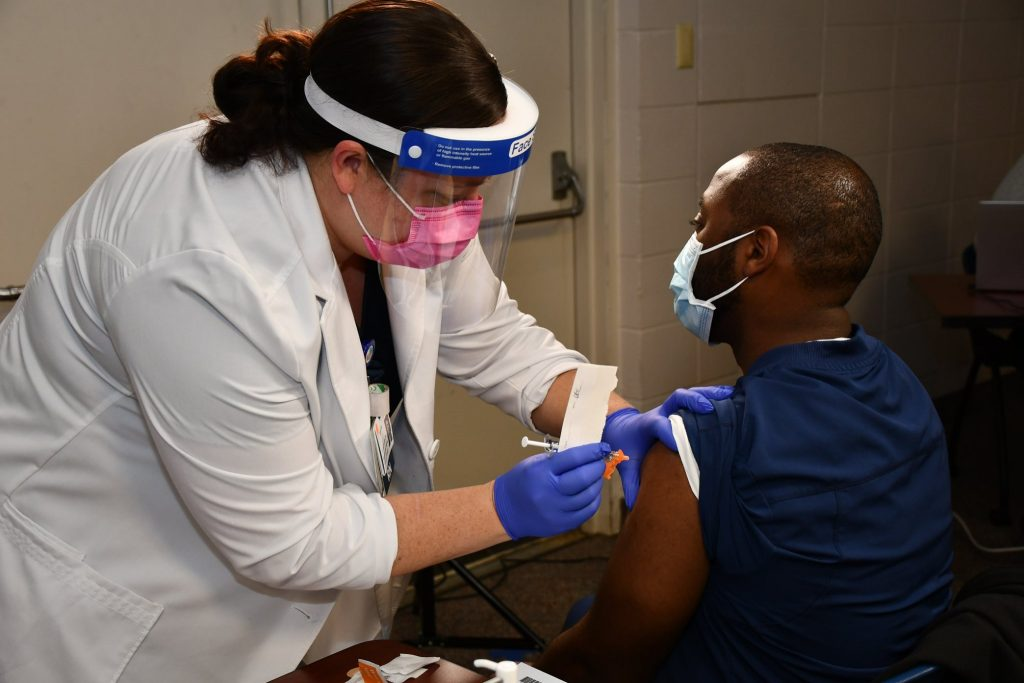 TidalHealth Nanticoke Nurse Manager Details Experience of Receiving COVID-19 Vaccine
