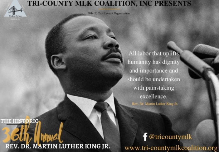 MLK Tri-County Coalition Honoring Late Civil Rights Leader with Virtual Event