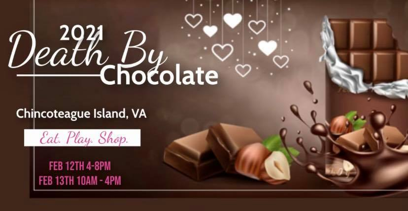 """""""Death by Chocolate"""" Scavenger Hunt Happening in Chincoteague"""
