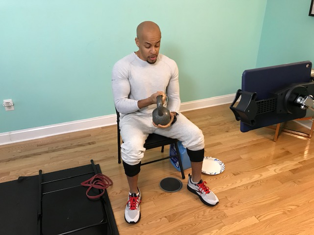 Certified Fitness Trainer, Darian Iverson, Shows Us Some Unique Ways to Get Fit