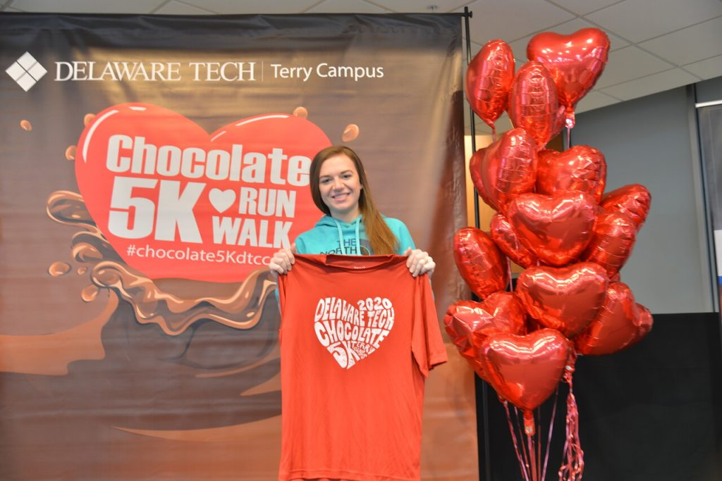 Del Tech Chocolate 5K