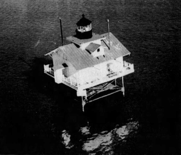 Throwback Thursday – Lighthouse Honeymoon