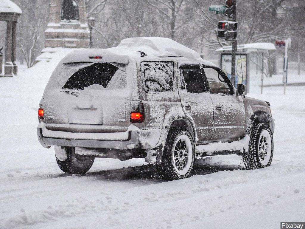 Safety Tips For Your Winter Weather Commute