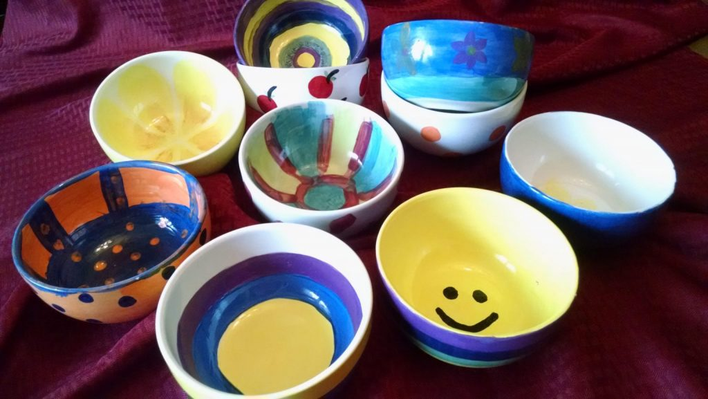 Empty Bowls For Hunger