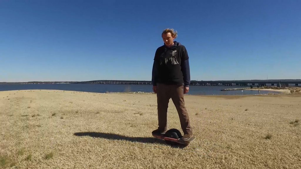 Travels With Charlie: One Wheel