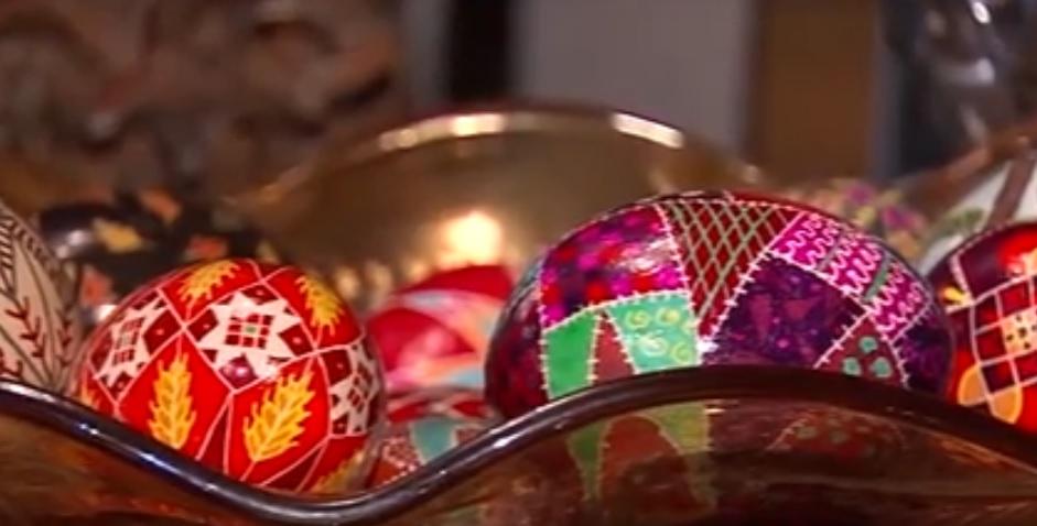 Monday Memory – Ukrainian Eggs