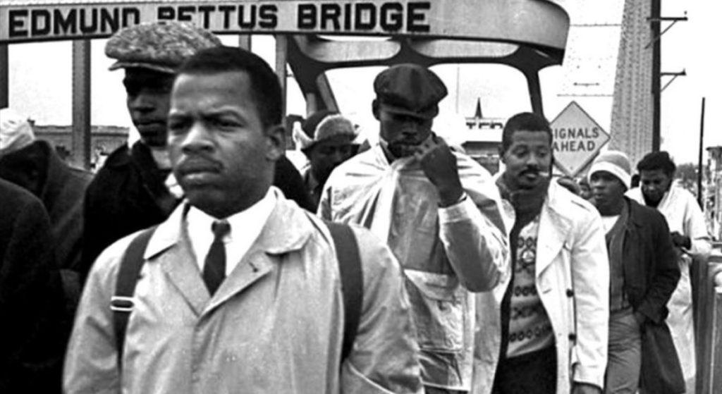Selma Bridge March