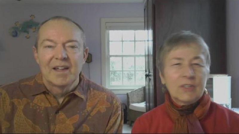 Bev and Wally Plachta: Third of Six Jefferson Award Winners