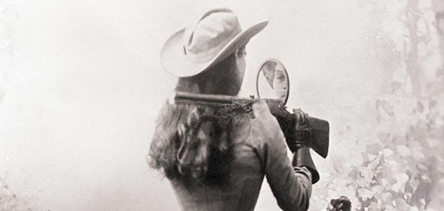 Throwback Thursday – Annie Oakley