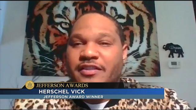 """Herschel """"Sonny"""" Vick: Fifth of Six 2021 Jefferson Award Winners"""