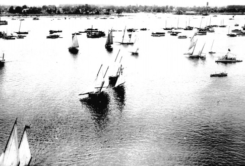 Miles River Yacht Club – 100th Anniversary Celebration