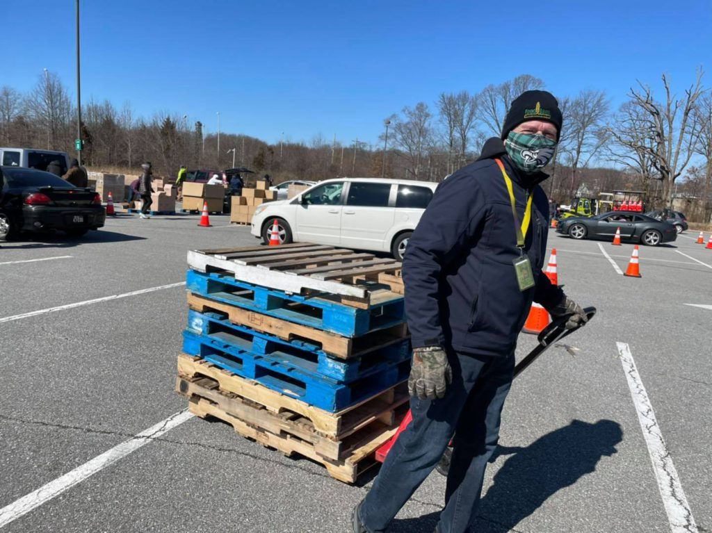 Mobile Food Pantries – Delaware