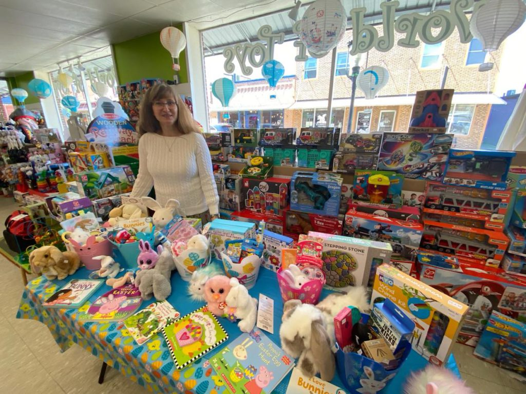 World Of Toys – Easter Gifts