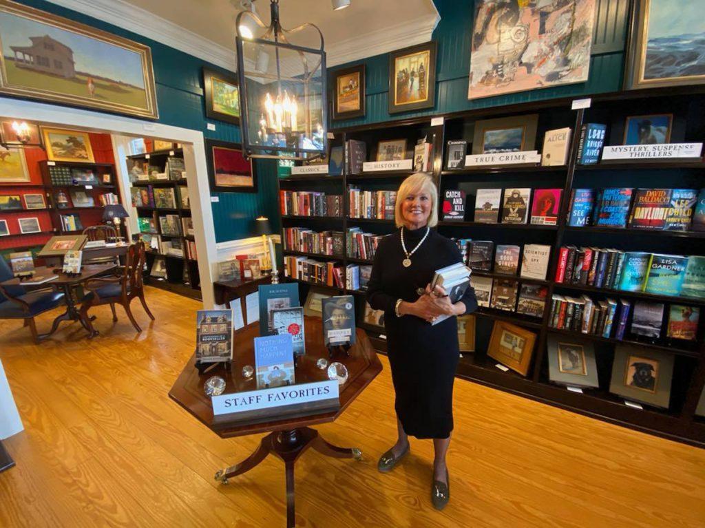 Greyhound Indie Bookstore and Fine Art Gallery