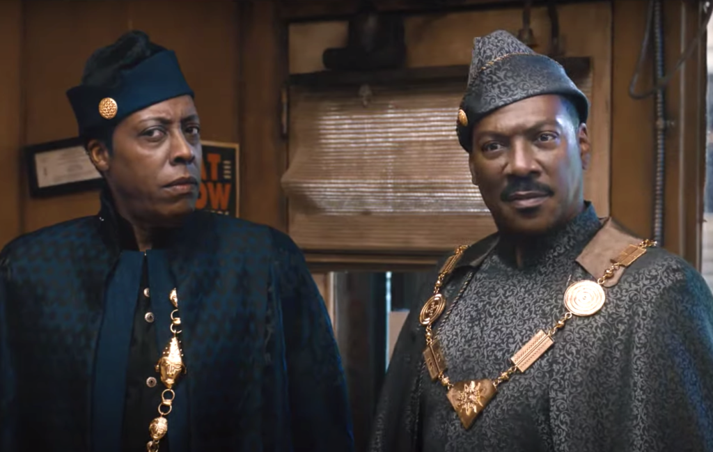 Movie Review – Coming 2 America