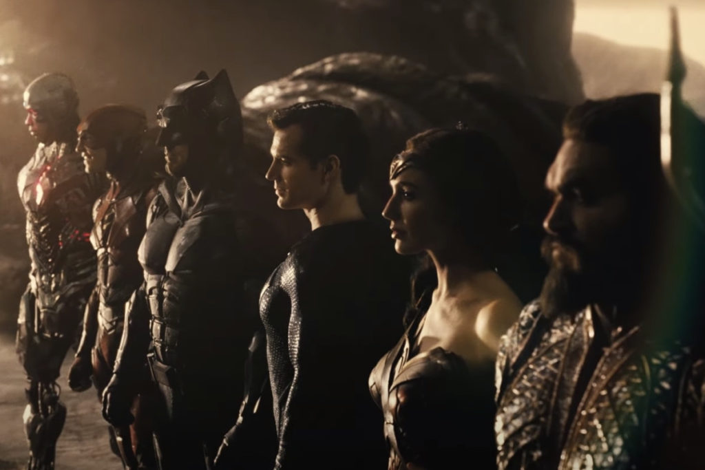 Movie Review – Zack Snyder's Justice League